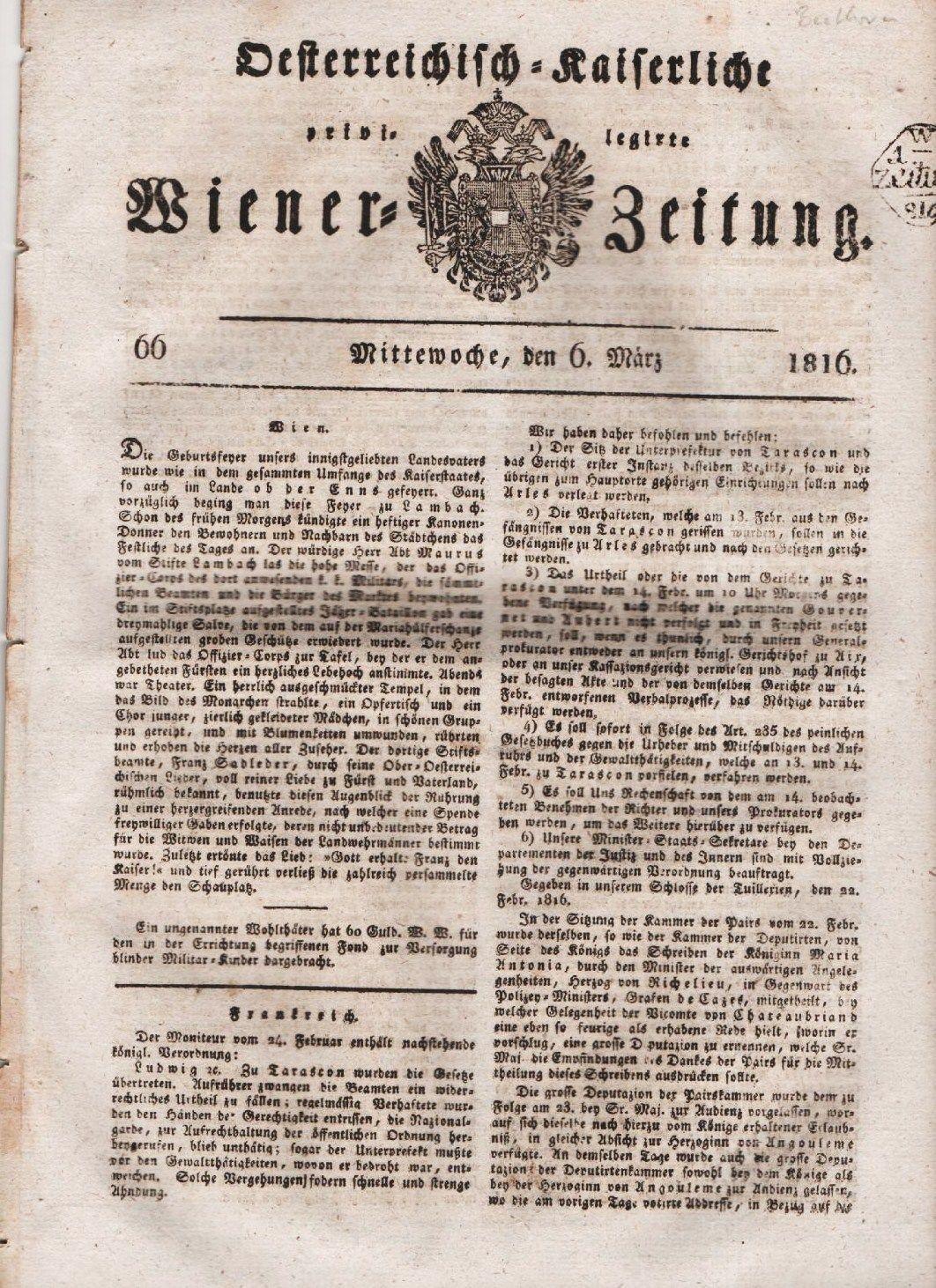 Wiener Zeitung,