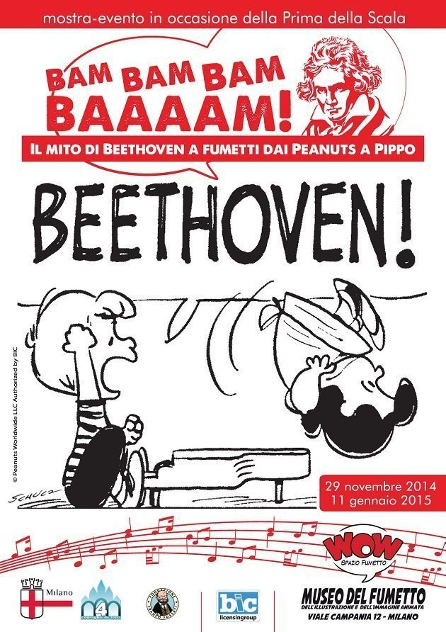 "La Fiera del fumetto ""Beethoveniano"""