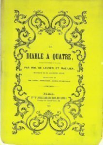 (1845)_Le Diable à Quatre,_ballet_pantomime_Adam