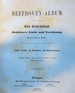 Pagine da Beethoven-Gedeke