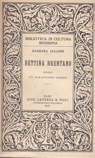 Allason Barbara