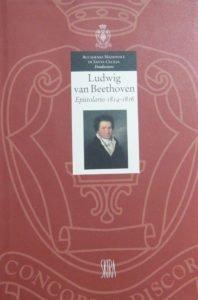 Della Croce Luigi – Brandenburg Sieghard LUDWIG VAN BEETHOVEN – EPISTOLARIO 3