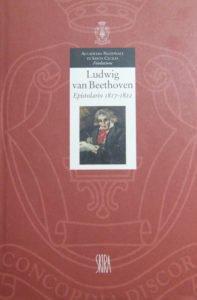 Della Croce Luigi – Brandenburg Sieghard LUDWIG VAN BEETHOVEN – EPISTOLARIO 4