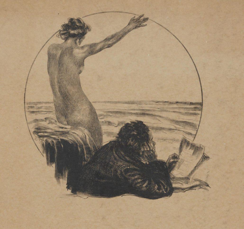 Alois Kolb - Il ciclo di litografie su soggetto Beethoven