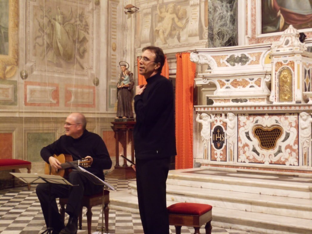Musica europea del XX e XXI secolo – Concerto del Duo Novecento :