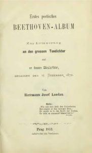 BeethovenAlbumLandau