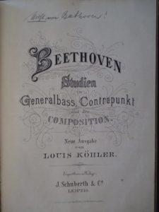 KohloerBeethovenStudien