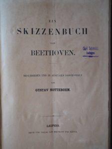 NottebohmEinSkizzenbuch