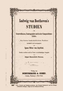 SeyfriedBeethovenStudien