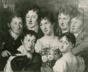 Westerholt, Maria Anna Wilhelmine Gräfin, Foto n. anon. Gemälde