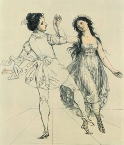 Danza da una coreografia di Salvatore Viganò