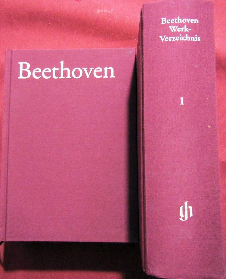 I cataloghi delle opere di Ludwig van Beethoven