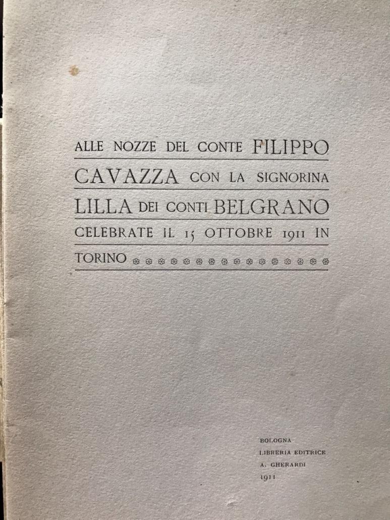 Cavazza Filippo