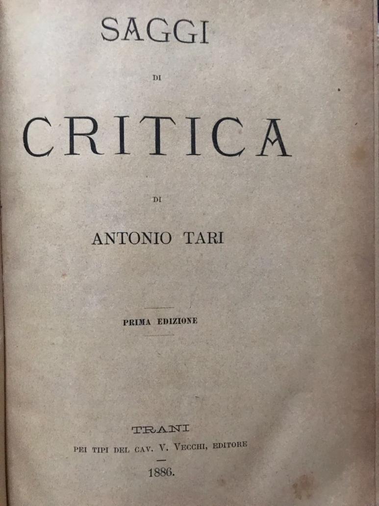 Tari Antonio